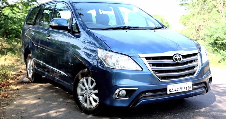 Toyota Innova next-gen 2016