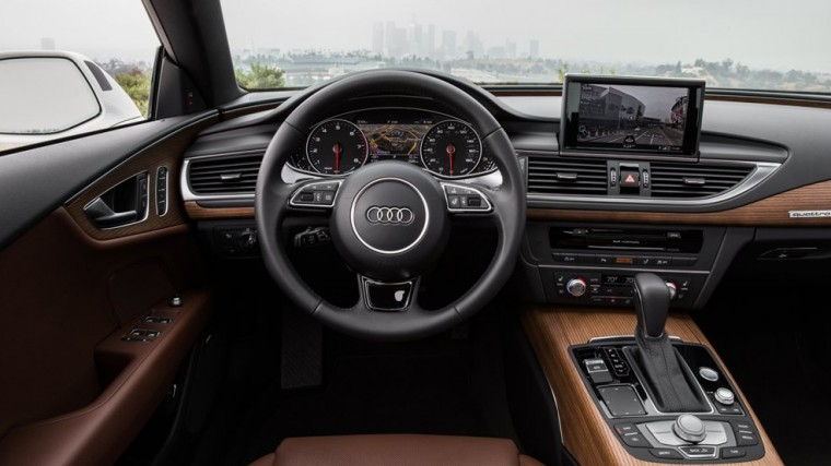 2016 Audi A7 Overview The News Wheel