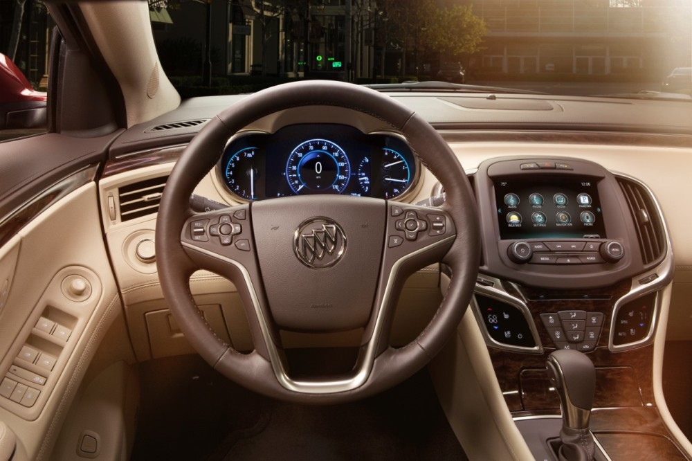 2016 Buick Lacrosse Heads Up Display Hud Technology