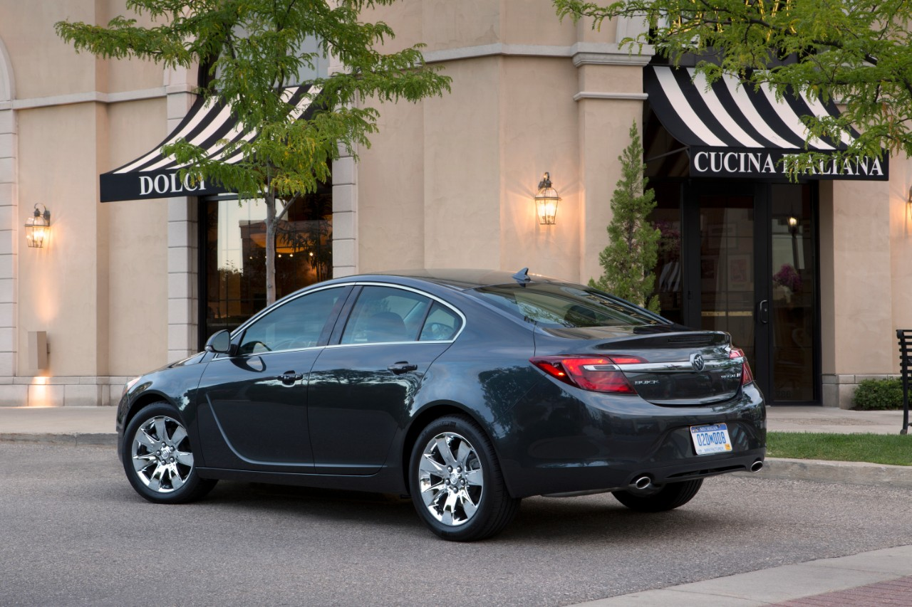 2016 Buick Regal Overview The News Wheel