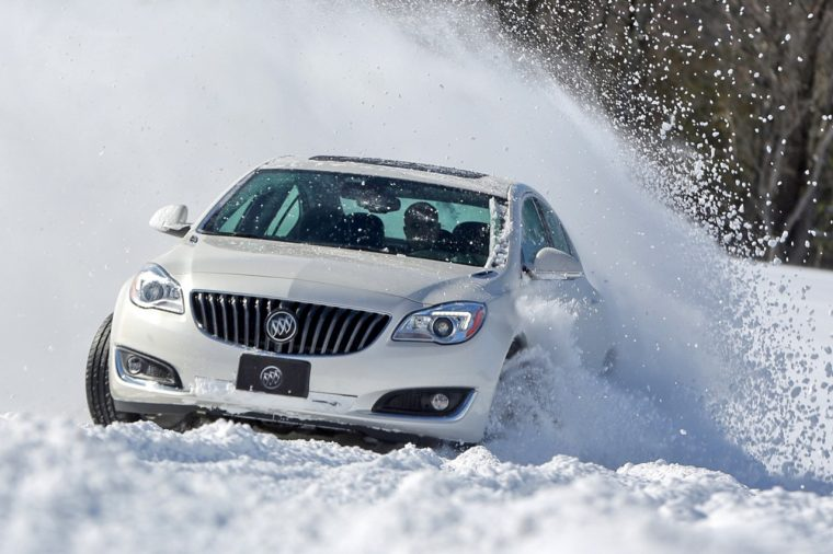 2016 Buick Regal AWD