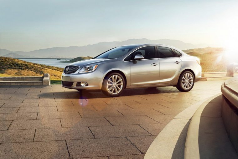 The 2016 Buick Verano features dual-zone automatic climate control
