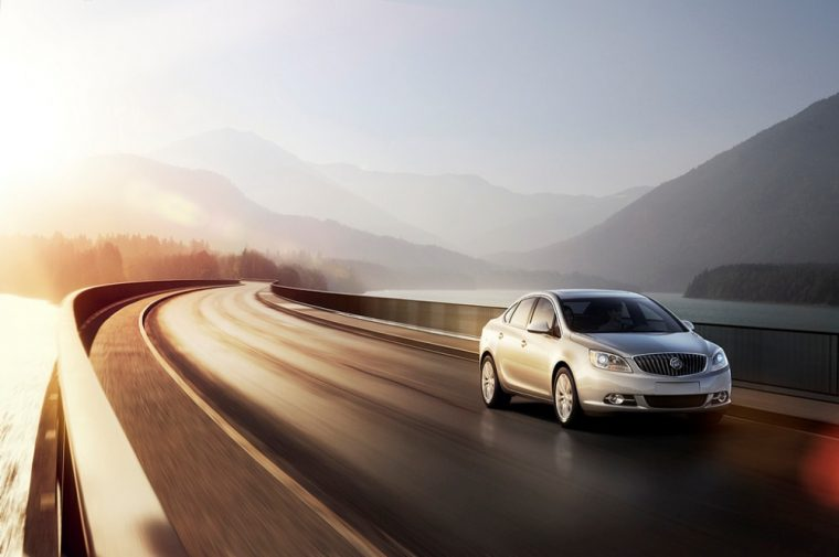 The base 2016 Buick Verano features a 2.4-liter DOHC four-cylinder engine good for180 horsepower and 171 lb-ft of torque