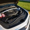 Image of the 2016 Cadillac CTS-V's incredible engine