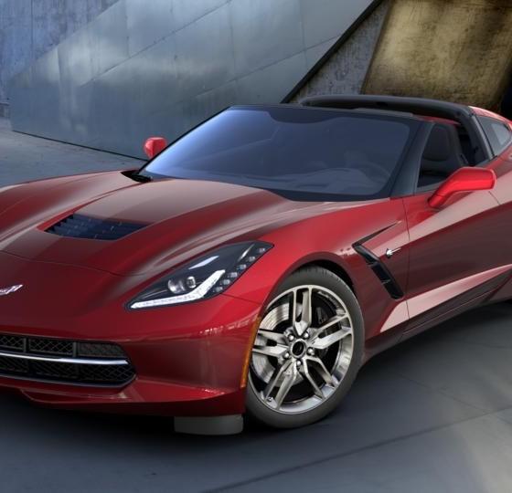 Two New Hues of 2016 Corvette Stingray Revealed - The News ...