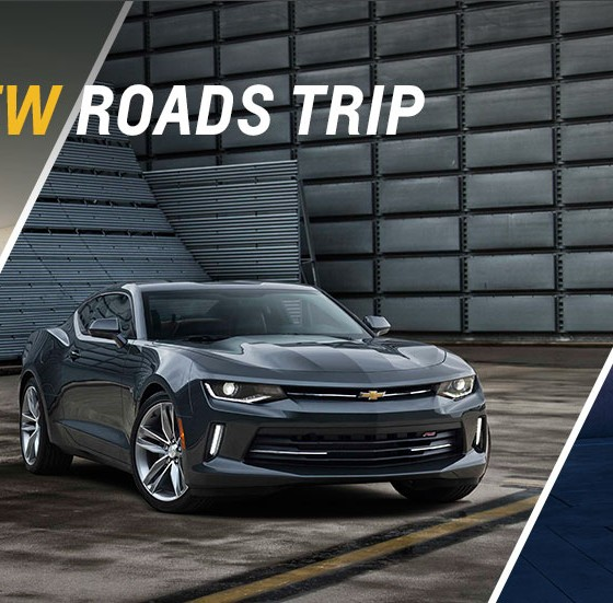 2016 Camaro Led Find New Roads Tour Details Announced