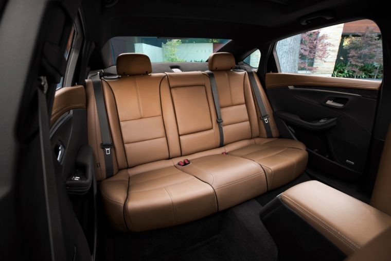 2016 Chevrolet Impala Overview The News Wheel