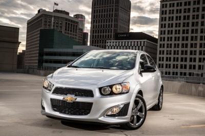 2016 Chevrolet Sonic Sedan