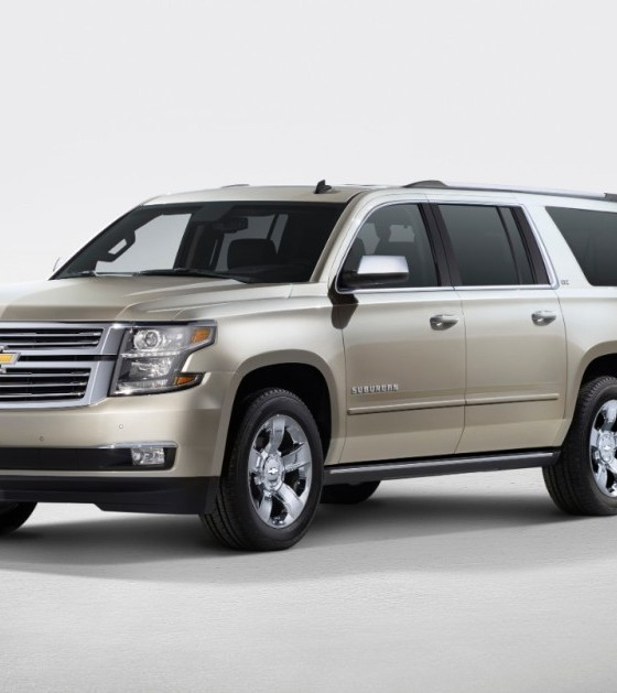 2016 chevy suburban s price increase also comes with new tech the news wheel. Black Bedroom Furniture Sets. Home Design Ideas