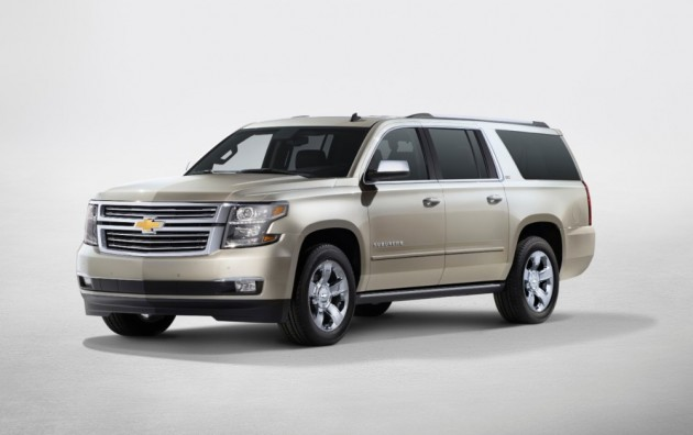 The 2016 Chevy Suburban will see a price increase, but  it will also come with more technology.