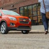 The 2016 Chevrolet Trax gets 24 mpg on the highway in its FWD version.