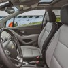 The interior of the 2016 Chevrolet Trax features 48.4 cubic feet of cargo space
