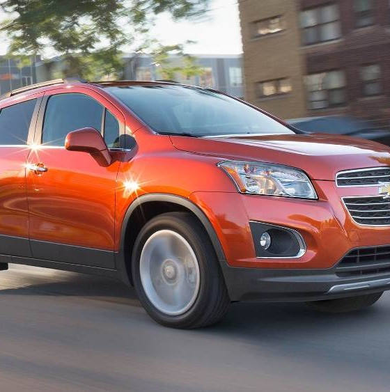 2016 Chevrolet Trax Overview - The News Wheel