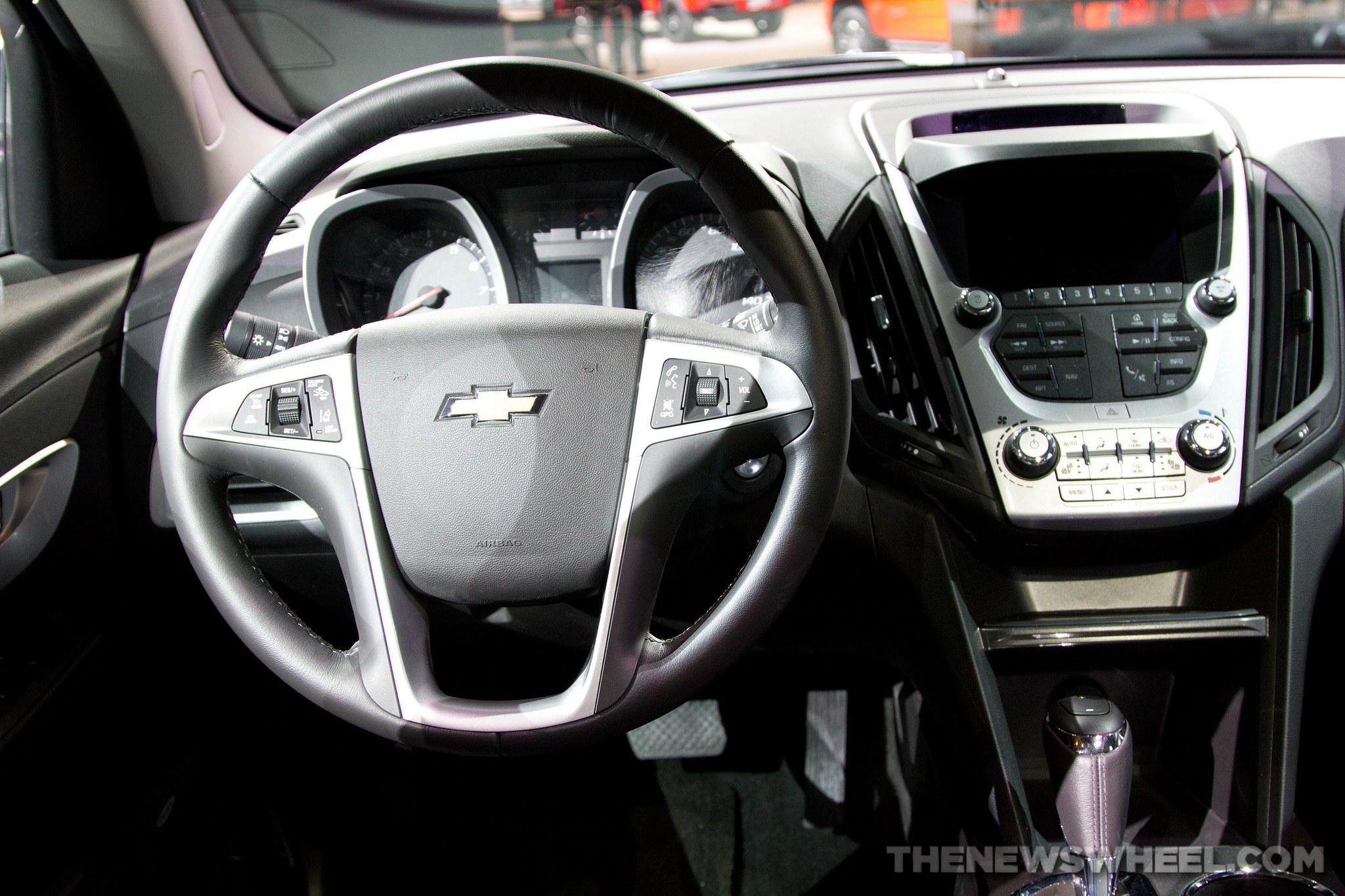 2016 chevy equinox overview the news wheel. Black Bedroom Furniture Sets. Home Design Ideas