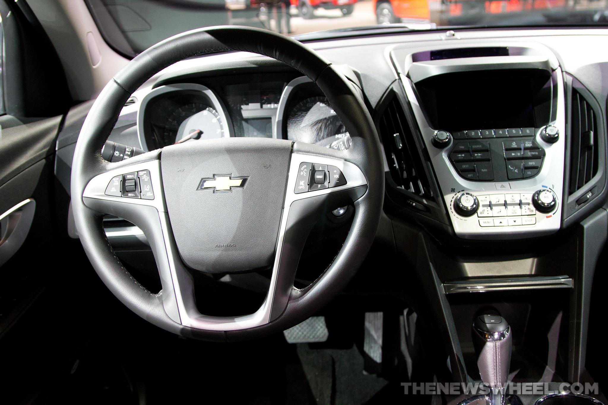 Interior Of Chevy Equinox 2016 Chevy Equinox interior | The News Wheel