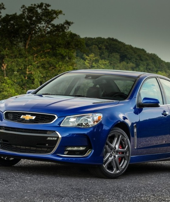 2016 Chevrolet Ss Camshaft: 2016 Chevy SS Gets Updates For Last Model Year