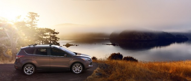 The 2016 Ford Escape features many advanced technologies