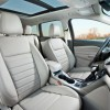 The 2016 Ford Escape comes with a few different interior color options