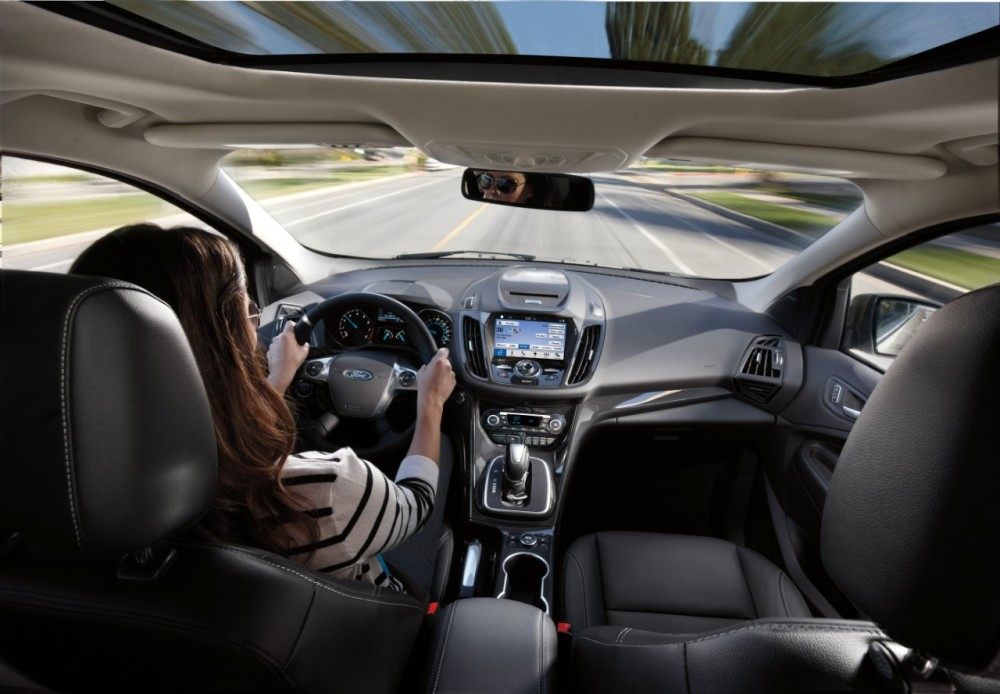 2016 Ford Escape Interior The News Wheel