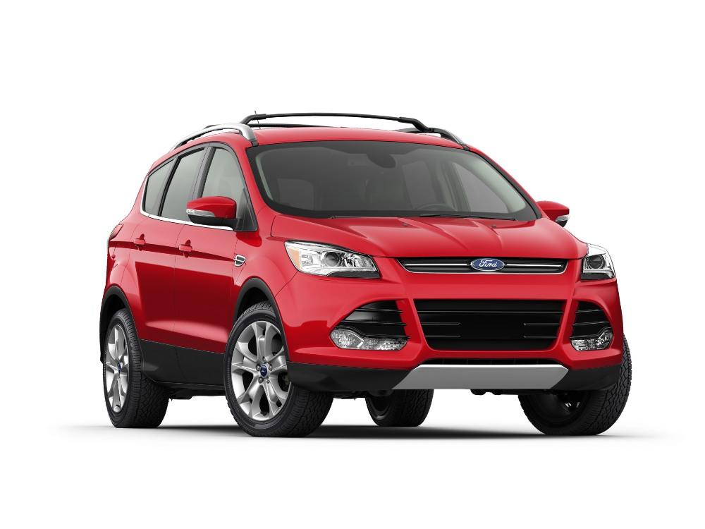 2016 ford escape red the news wheel. Black Bedroom Furniture Sets. Home Design Ideas