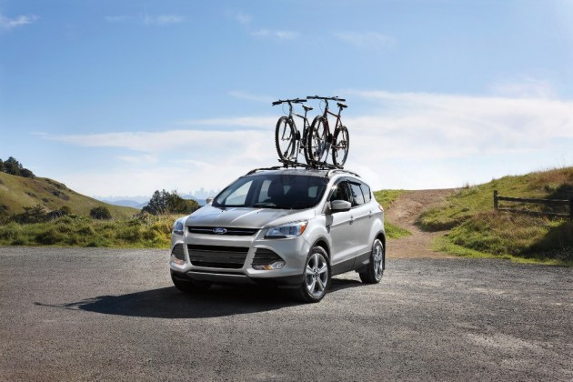 The 2016 Ford escape S gets 2 mpg int he city and 31 mpg on the highway