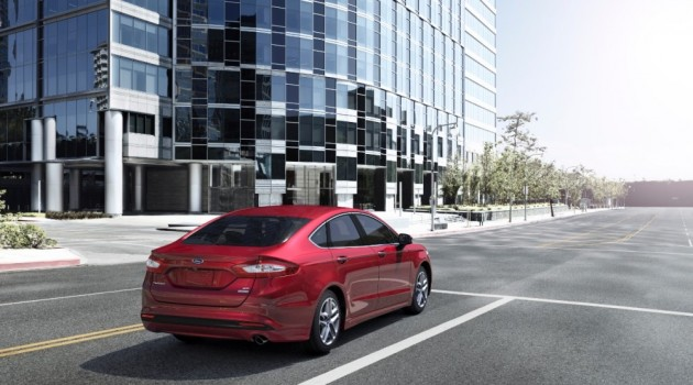 The 2016 Ford Fusion comes with many new features for the 2016 model year.