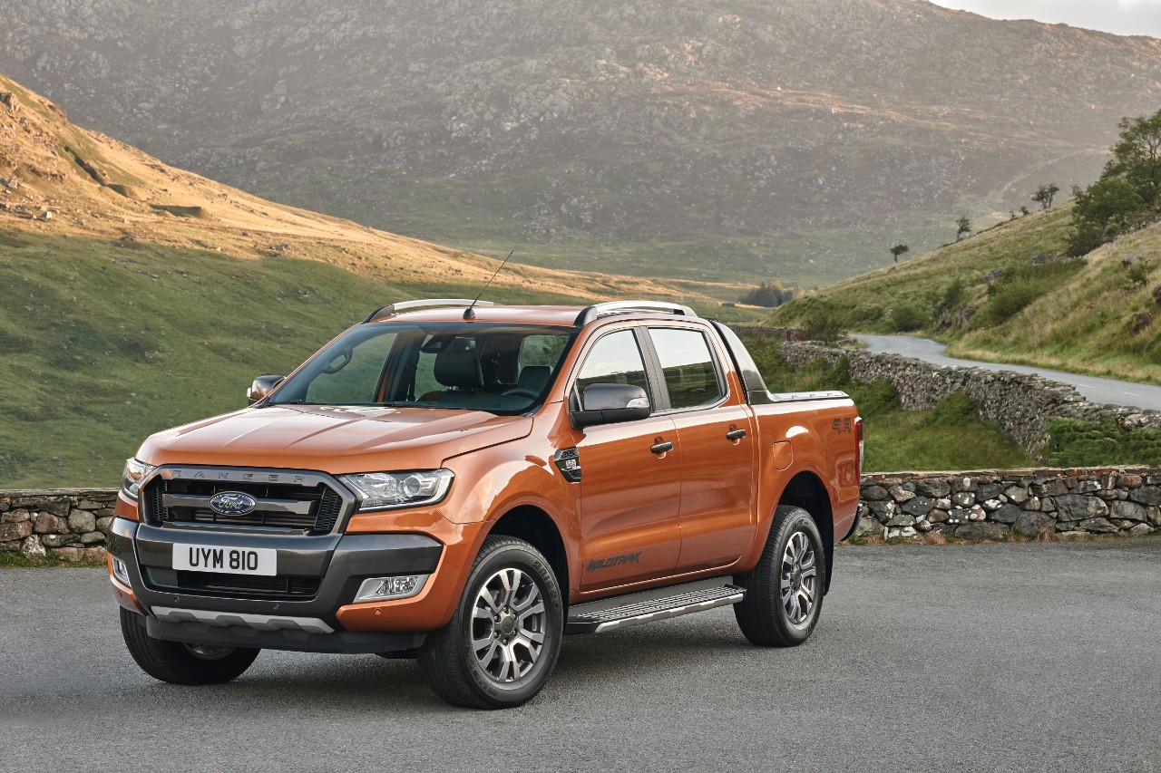 2016 ford ranger wildtrak iaa 6 the news wheel. Black Bedroom Furniture Sets. Home Design Ideas