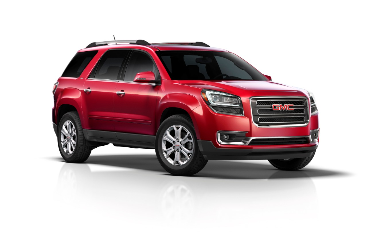 2016 gmc acadia overview the news wheel. Black Bedroom Furniture Sets. Home Design Ideas