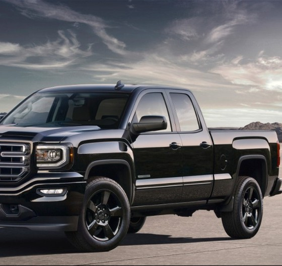 2016 Sierra Elevation Edition Takes GMC's Style To Another