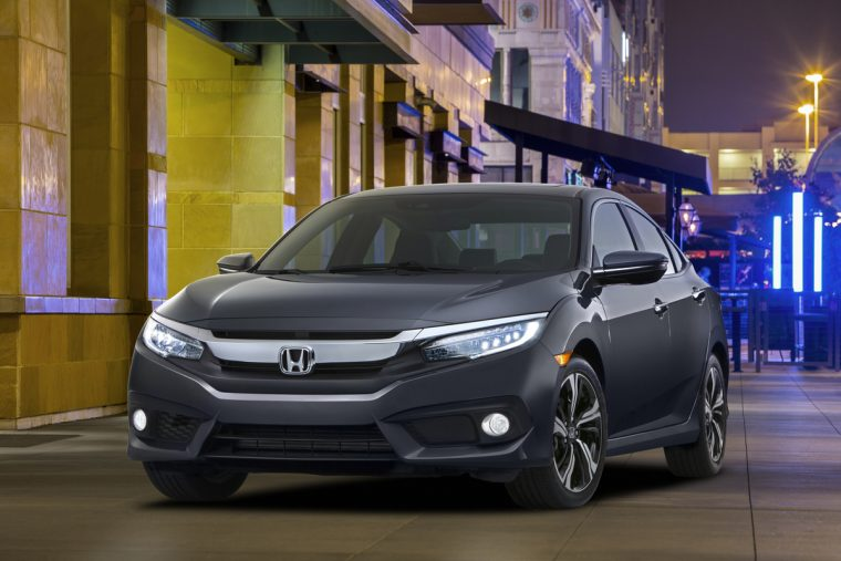 2016 Honda Civic Pricing and Fuel Economy Ratings Released  The