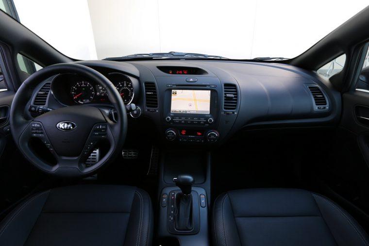 2016 Kia Forte5 Interior