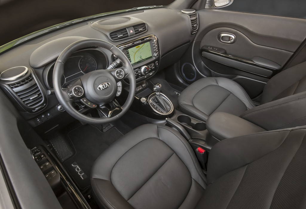 2016 kia soul interior the news wheel