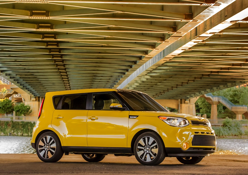 2016 kia soul overview the news wheel. Black Bedroom Furniture Sets. Home Design Ideas