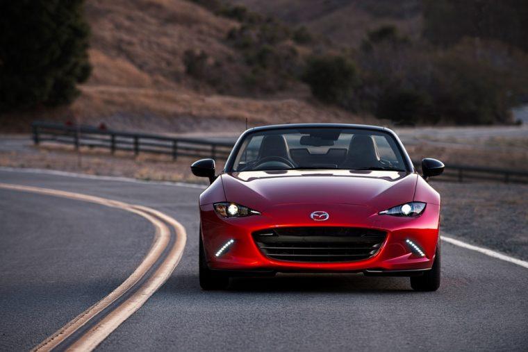 2016 Mazda MX-5 Front