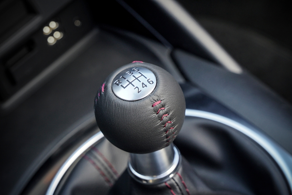 2016 Mazda MX-5 Shift Knob | The News Wheel