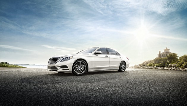 2016 Mercedes-Benz S-Class performance