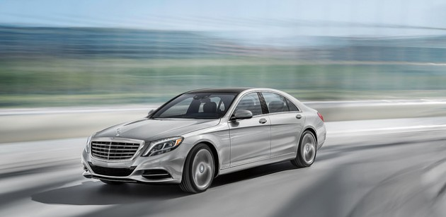2016 Mercedes-Benz S-Class efficiency