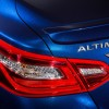 2016 Nissan Altima SR taillight and spoiler