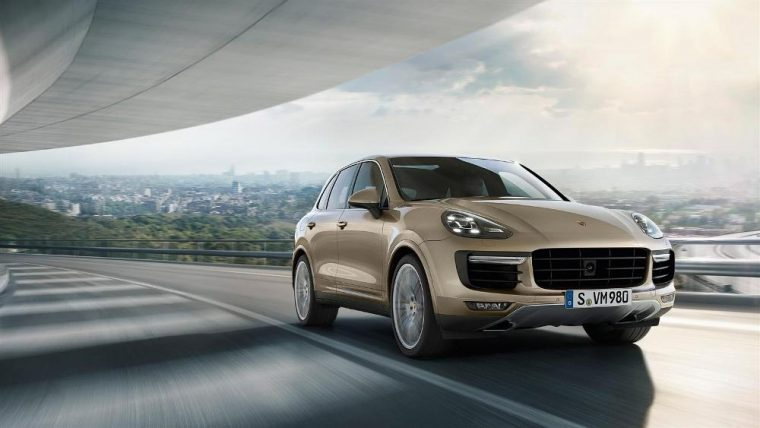 The 2016 Porsche Turbo comes with a 4.8-liter V8 engine capable of producing 520 horsepower and 553 lb-ft of torque