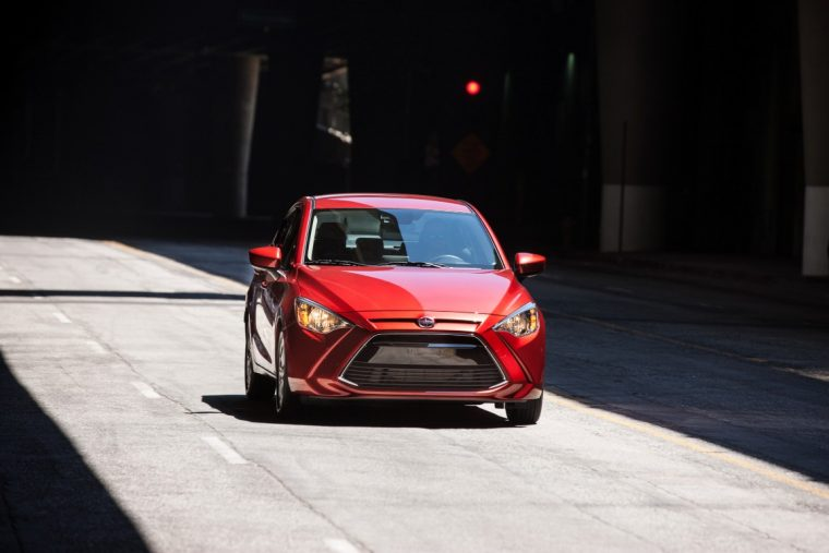 2016 Scion iA iihs top safety pick+