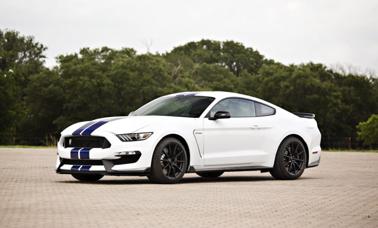 2016 Shelby GT350 Driven and Signed by George Bush