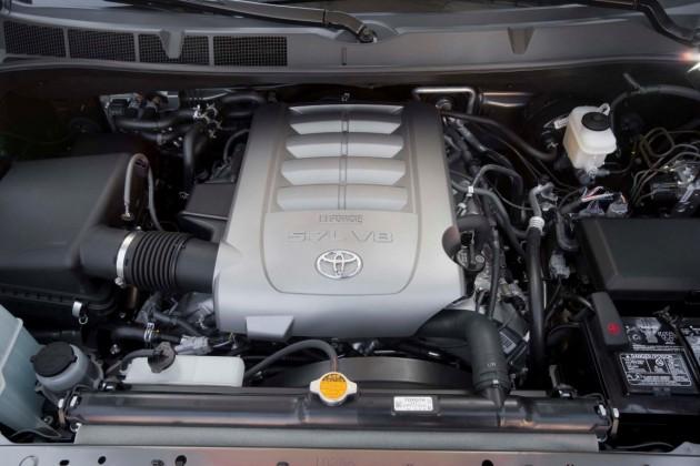 2016 Toyota Sequoia performance