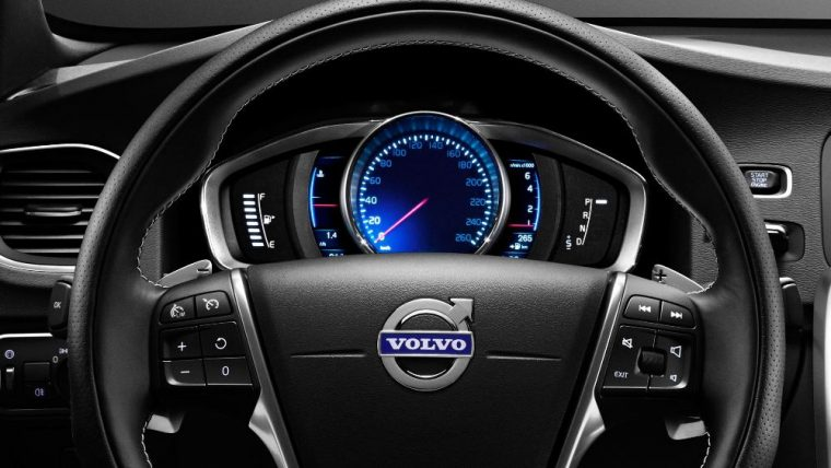 The interior of the 2016 Volvo X60 is both stylish and comfortable