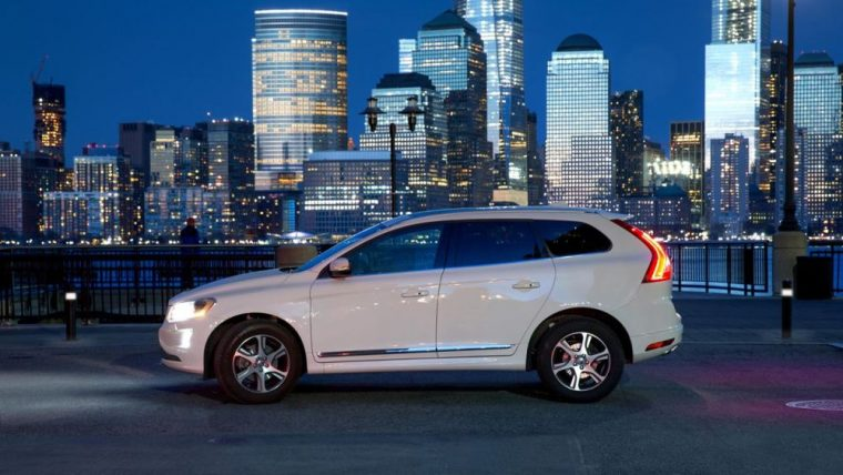 2016 volvo xc60 overview the news wheel. Black Bedroom Furniture Sets. Home Design Ideas