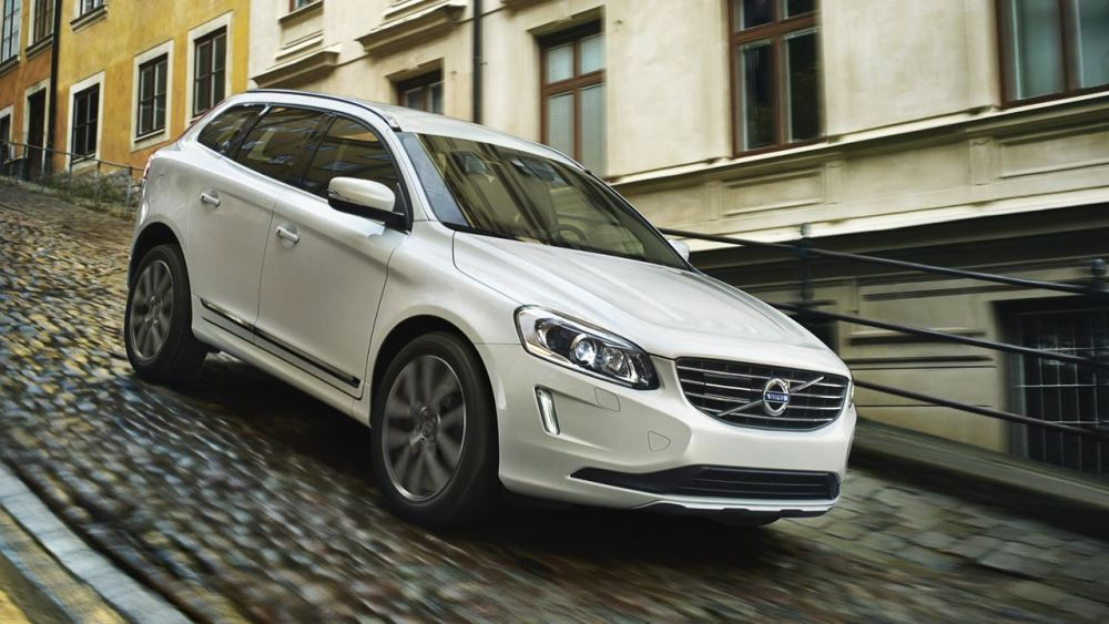 2016 Volvo XC60 Overview - The News Wheel