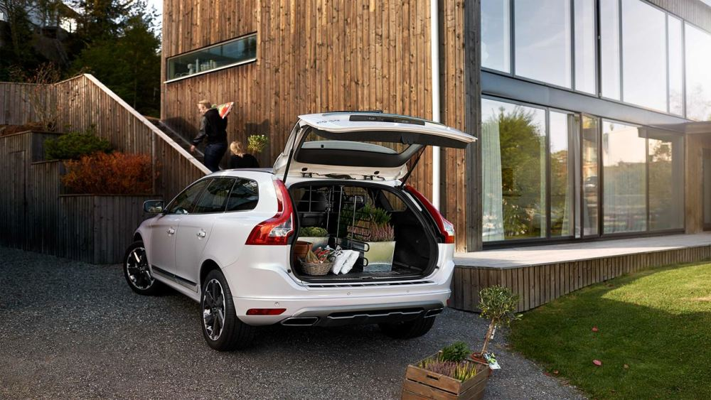 2016 Volvo XC60 cargo space  The News Wheel