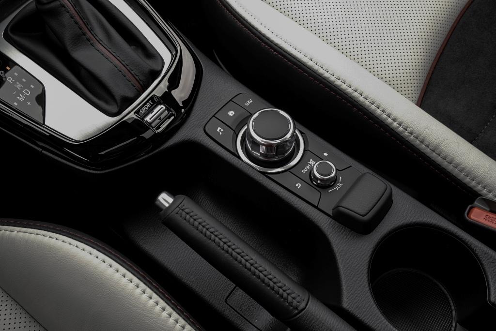 2016 Mazda CX-3 e-brake