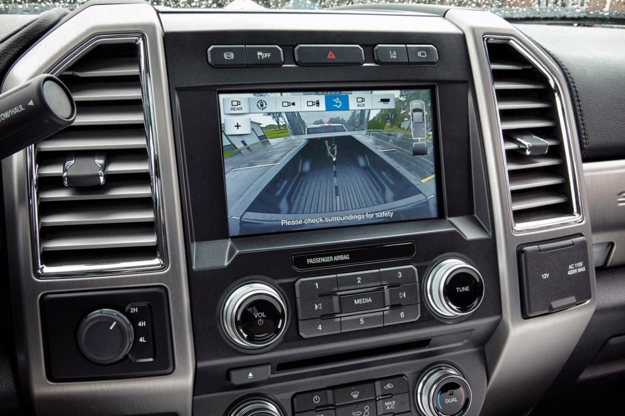 2017 Ford F 450 Platinum Super Duty 3 The News Wheel