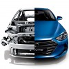 2017 Hyundai Elantra compact sedan design reveal frame