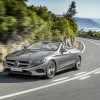 2017 S-Class Cabriolet Is First Mercedes Open-Top Flagship Four-Seater in 44 Years